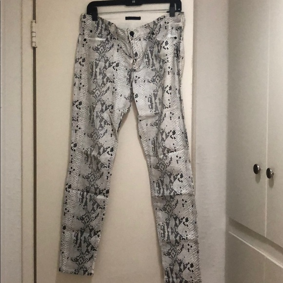 7 For All Mankind Denim - 7 jeans print size 30